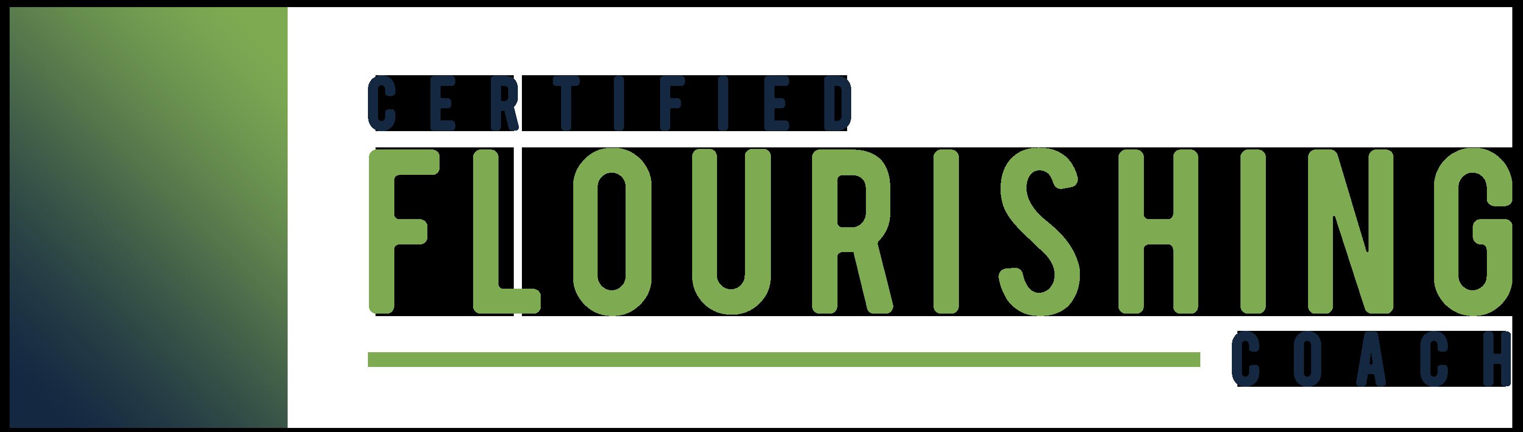 Certified Flourishing Coach